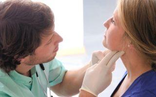 Увеличение лимфоузлов на шее: причины, симптомы, лечение, народные средства