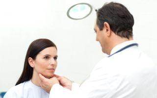 Как вылечить воспаленные лимфоузлы на шее