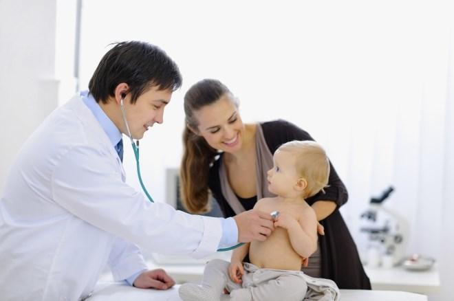 увеличение лимфоузлов у ребёнка: на приёме удоктора